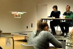 В школе Бельгии за учениками закрепят дронов-надсмотрщиков