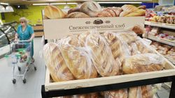 Хлеб подорожает на 10 процентов