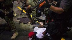 Обама считает, что у полицейских нужно забрать армейское вооружение