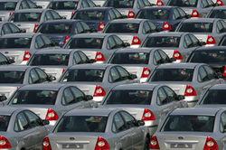 Продажи новых машин в Украине резко сократились