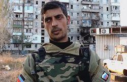 Соцсети сообщают о ранении одиозного боевика Гиви