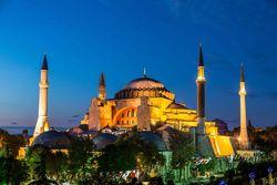 В Думе требуют вернуть христианской церкви собор святой Софии в Стамбуле