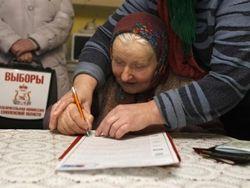 Каждый четвертый российский избиратель готов продать свой голос на выборах