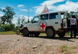 Сотрудник Красного Креста убит боевиками – докажет Украина