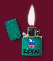 Легендарная зажигалка Zippo