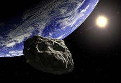 Незамеченная угроза - 10 февраля мимо Земли пролетел опасный астероид