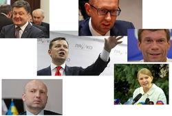 33 самых цитируемых политиков Украины в Интернете
