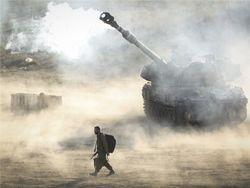 Израиль начал наземную фазу операции против боевиков сектора Газа