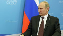 Владимир Путин предложил обсудить ситуацию вокруг Сирии на саммите G20