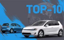 ТОП-10 самых продаваемых автомобилей мира 2017 г.