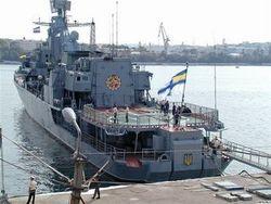 Украина опровергла сообщение об уходе ВМФ из Севастополя