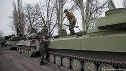 ОБСЕ наконец-то увидела поставки оружия боевикам Донбасса из России
