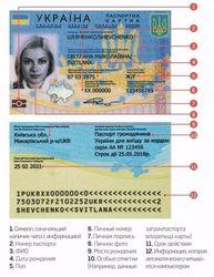 СМИ раскрыли особенности новых паспортов украинцев