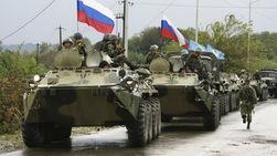 СНБО сообщает о вторжении войск РФ в Украину под видом боевиков