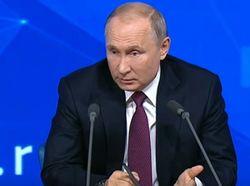 Путин посоветовал США «не пищать» - российское оружие лучше