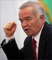 Узбекистан: Президент Каримов сменил очередного областного начальника