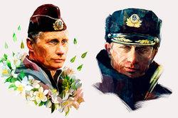 Новый удар патриотизма: в Москве представят одежду с Путиным