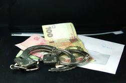 Милиция задержала чиновника Новой Каховки на взятке в 30 тыс. гривен