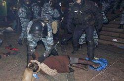 Якобы погибшая на Майдане девушка рассказала, как ее избивали и душили