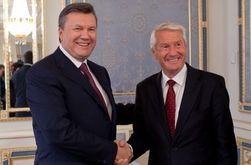 Янукович подтвердил настрой на продолжение диалога с оппозицией