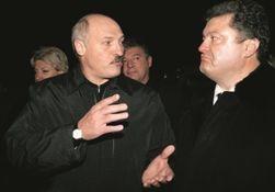 Киев пригласил Александра Лукашенко на инаугурацию Порошенко