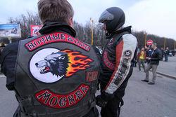Ангела Меркель разрешила «Ночным волкам» мотопробег по Германии