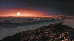 У ближайшей к нам звезды есть своя Земля
