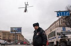 Петербург после взрыва в метро
