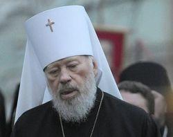 7 июля в Украине пройдут похороны митрополита Владимира