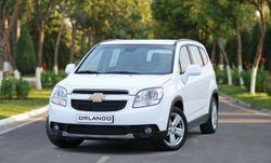 В Узбекистане готовятся к производству минивэна Chevrolet Orlando