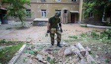 Луганск начали зачищать от террористов