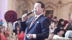 Салимбай привез на свадьбу запрещенного в Узбекистане Кобзона