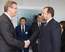 Арбузов встретится с Фюле в четверг – эксперты