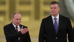Путин-Янукович: Газ для Украины будет стоить 268,5 доллара