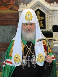 """Патриарх Кирилл назвал Украину """"органической частью Святой Руси"""""""