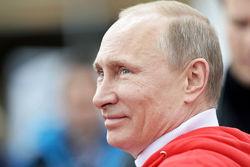 Рейтинг Путина в России вырос до трехлетних максимумов