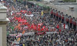 Россияне ожидают массовых протестов, но сами не готовы участвовать в них