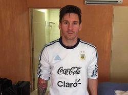Месси хочет продолжить карьеру в сборной Аргентины