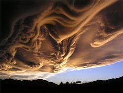 Бушующие волны: ученые открыли новый вид облаков