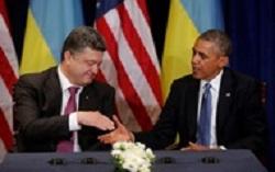 Обама пригласил Порошенко посетить США с официальным визитом в сентябре