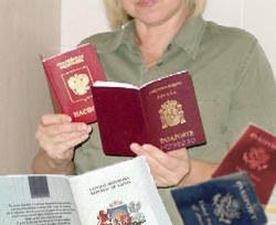 В Интернете продают паспорта Молдовы за 5 тысяч долларов