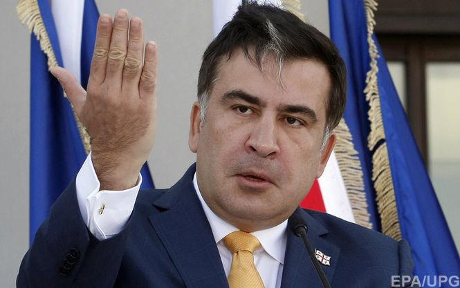 «Поматросили и бросили»: Саакашвили рассказал, почему его лишили гражданства Украины