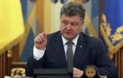 Если мирный план не сработает, Порошенко введет в действие план Б