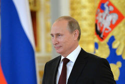 Путин назвал события в Украине продолжением политики сдерживания России