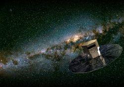 Темные галактики сжимаются - что удивило ученых