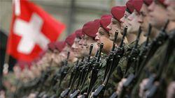 В Украине предлагают создать армию по швейцарской модели