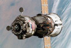 На космическом грузовике «Прогресс» возникла внештатная ситуация