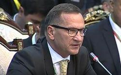 Украина предложила лишить РФ статуса председателя СНГ