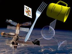 В 2018 году есть вероятность появления первого «уборщика» космического мусора