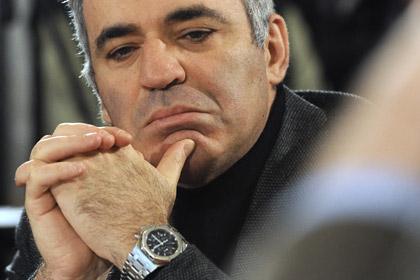 Гарри Каспаров хочет получить гражданство Латвии